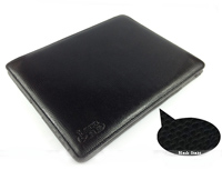 Real Leather Case With Belt for iPad2/3/4 Black Snake